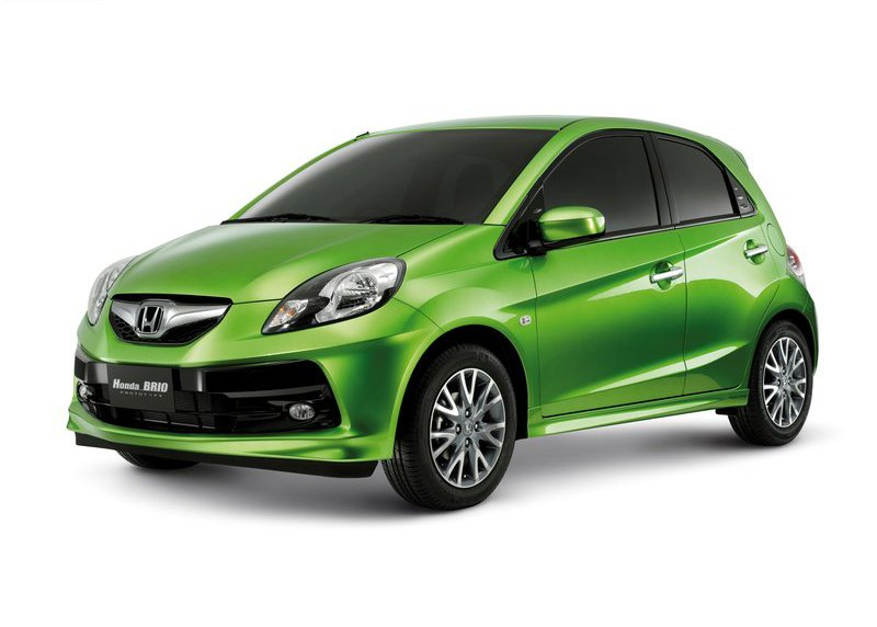 Honda Brio Jazz 2011 3 Honda Brio Jazz  Expected in India on March 2011