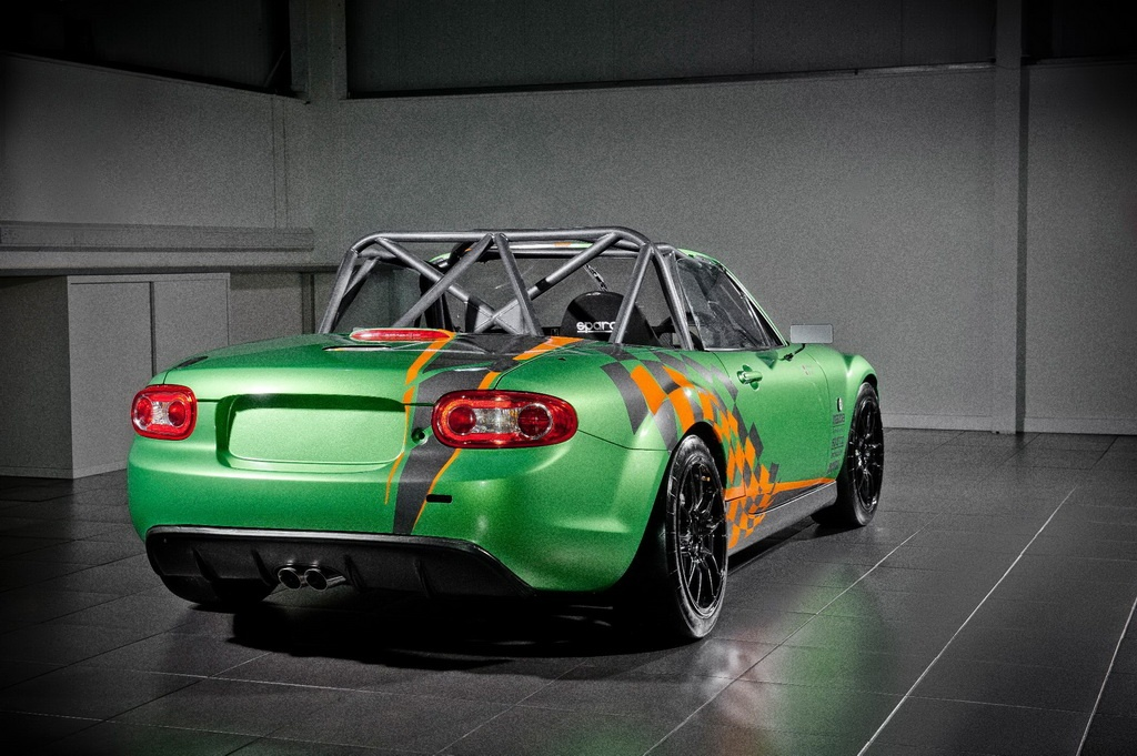 MAZDA MX 5 GT 3 Mazda MX 5 GT Edition  Short Review