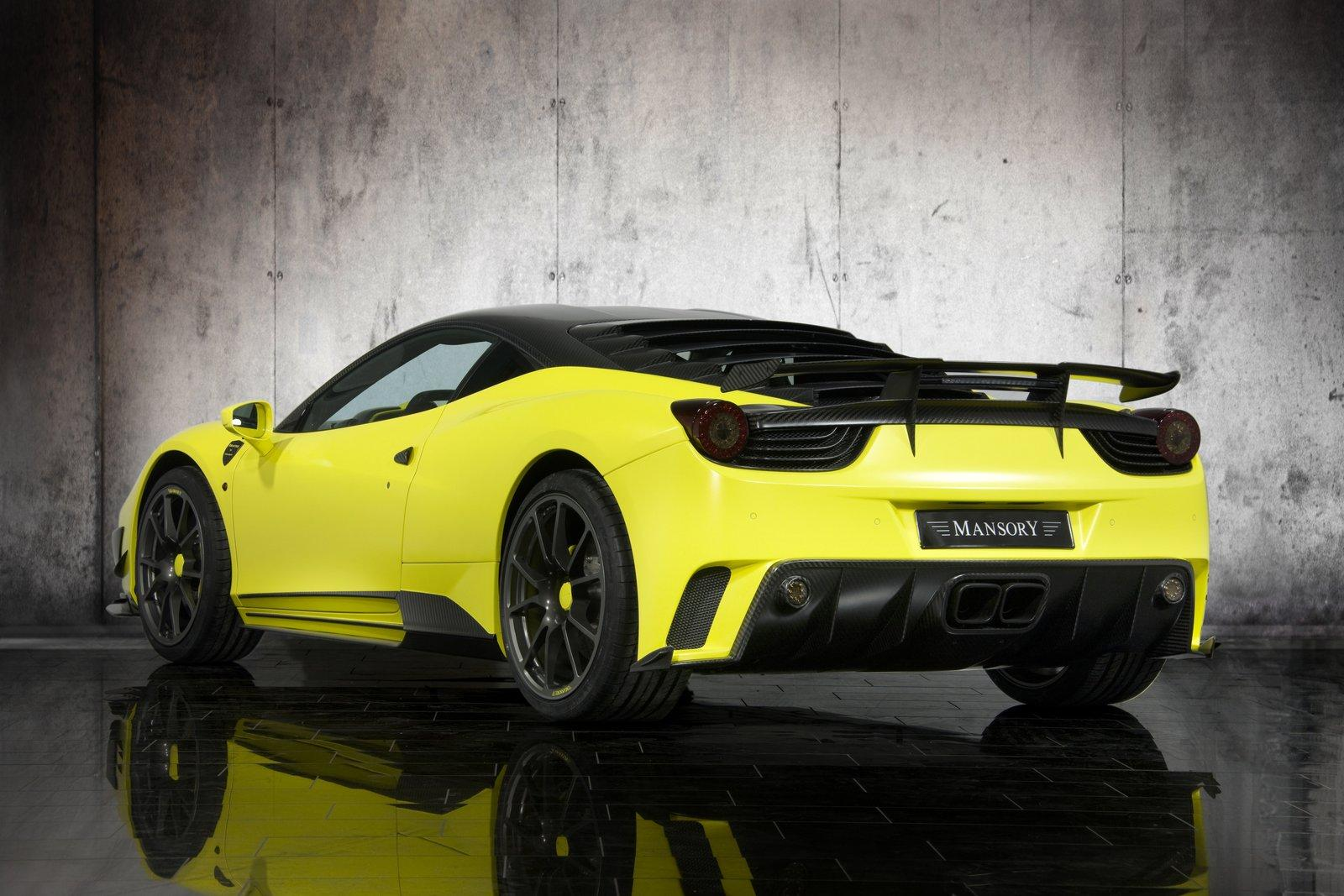 Mansory Siracusa Mansory Siracusa Unveiled in Geneva