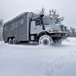 Mercedes Zetros 150x150 Zetros 6x6 Truck Perfect for Hunting in Mongolia