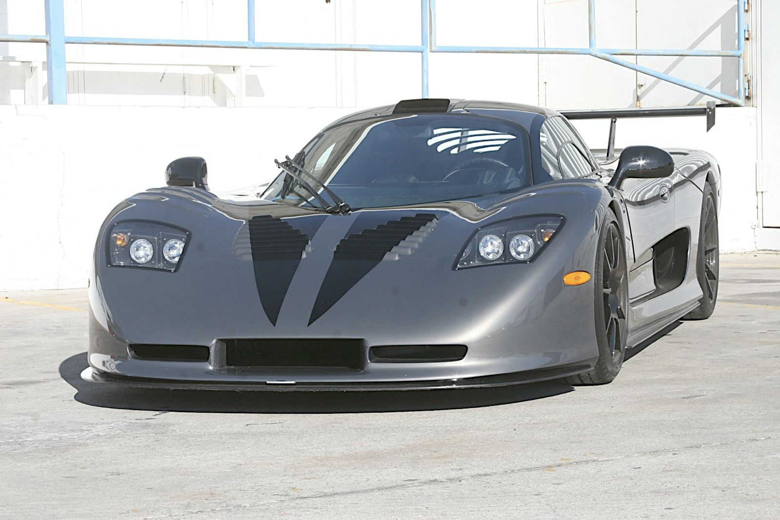 Mosler MT900 GTR XX 11 Mosler MT900 GTR XX New Edition – It is a Land Shark with Twin Turbo
