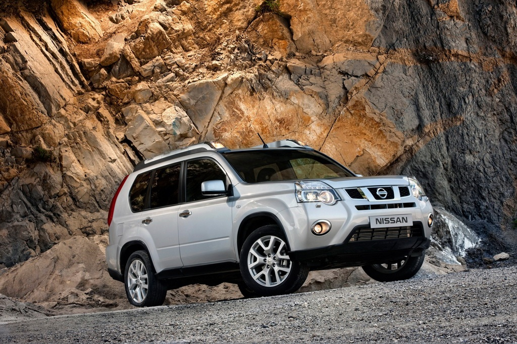 Nissan X TRAIL 2 Nissan XTRAIL with New Features