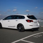 OPEL aSTRA st 150x150 Opel Astra sports tourer gets the Steinmetz treatment