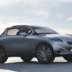 Peugeot HR1 Concept 150x150 Peugeot Will Release HR1 Small Crossover Concept Vehicle Soon