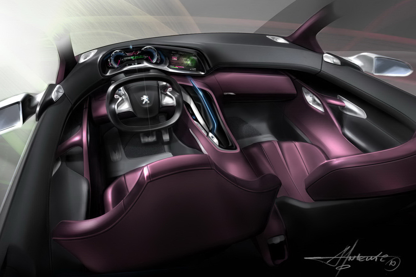 Peugeot HR1 Concept 28 Peugeot Will Release HR1 Small Crossover Concept Vehicle Soon