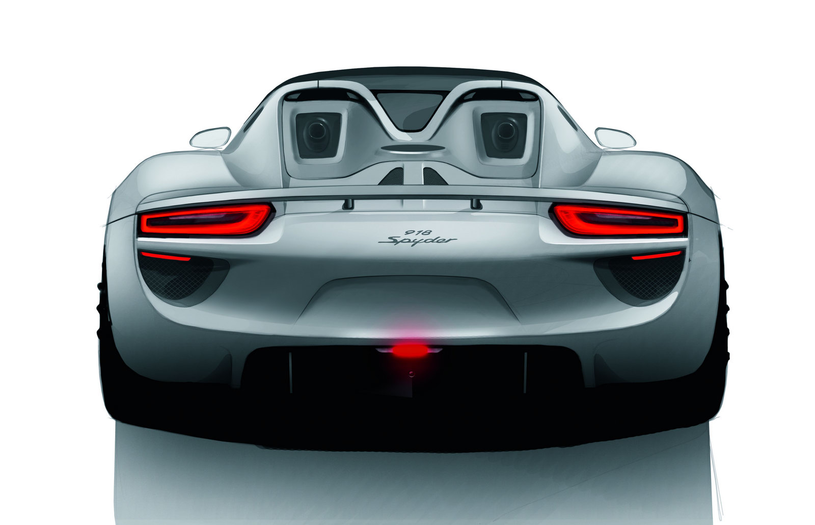 Porsche Announced Price Rate On 918 Spyder Machinespider Com