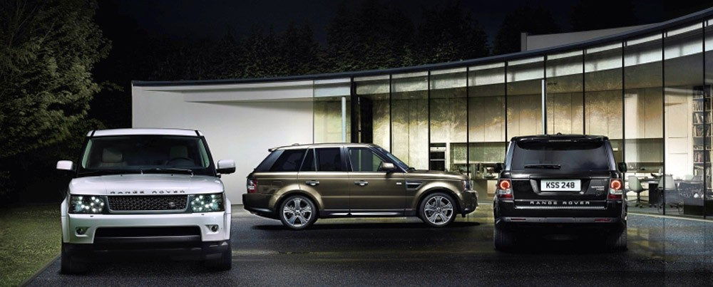 Range Rover Sport Luxury 5 Land Rover introduces the Range Rover Sport Luxury edition in Europe