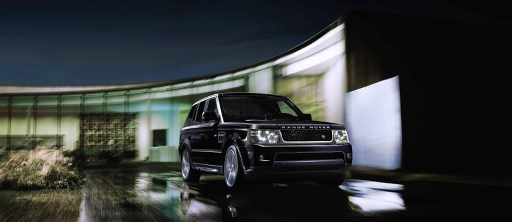 Range Rover Sport Luxury Land Rover introduces the Range Rover Sport Luxury edition in Europe