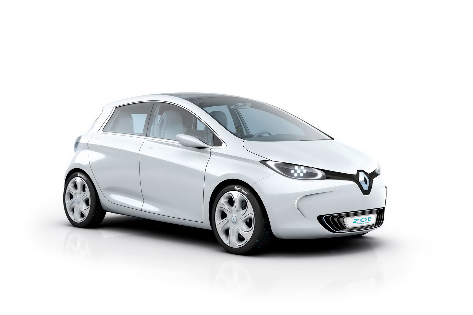 Renault 2 Renault to Launch All Electric Twingo in 2014, Zoe Z.E. slated to release in 2012