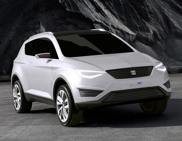 SEAT IBX Concept Car The thrilling new SEAT IBX Concept Car