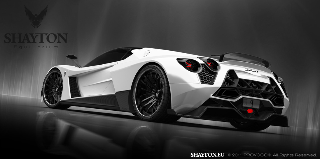 Shayton Equilibrium The New Supercar From The Slovenian