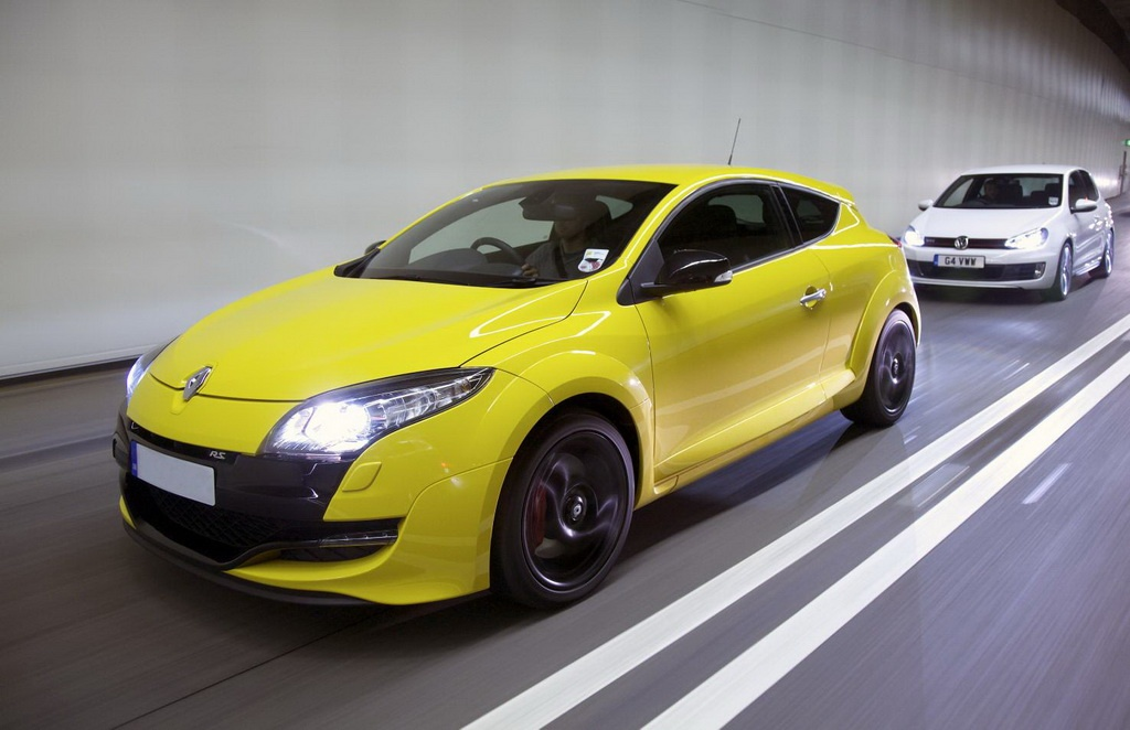 Superchips RenaultSport Megane 250 The Superchips RenaultSport Megane 250, adventure on 4 wheels