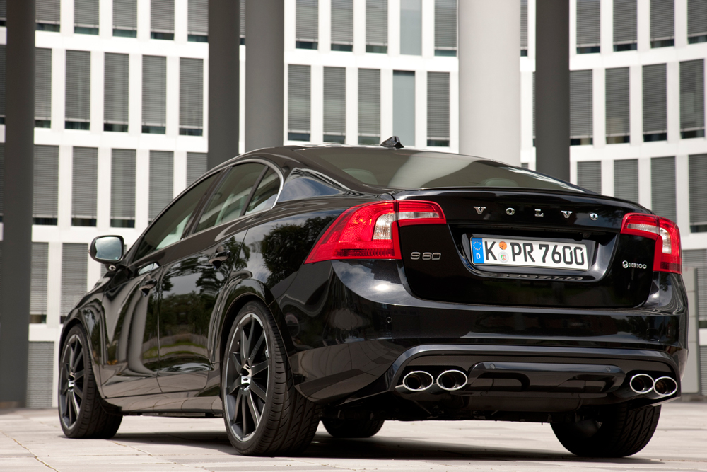 volvo s60 t6 saloon car with attractive design by heico sportiv. Black Bedroom Furniture Sets. Home Design Ideas