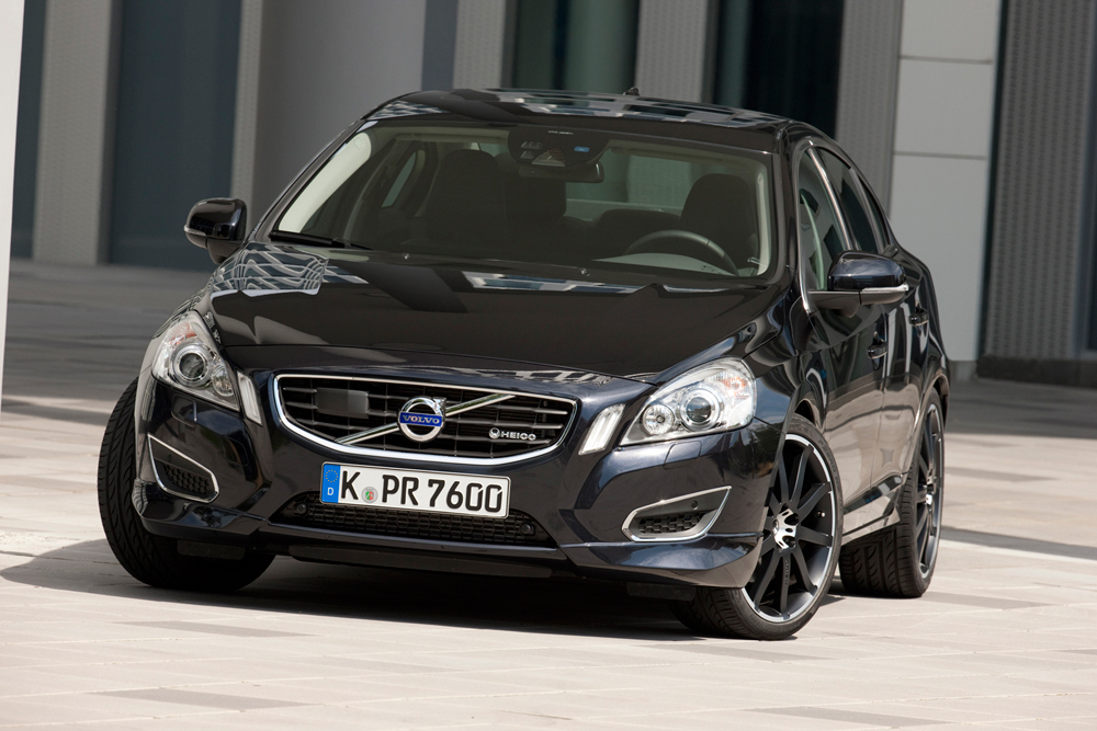 Volvo S60 T6 Volvo S60 T6 Saloon Car with Attractive Design by Heico Sportiv