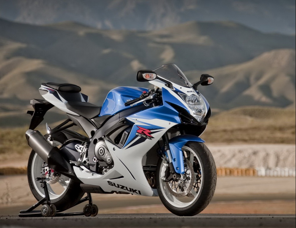 gsxr600 1 Suzuki GSX R600  More Energy Efficient