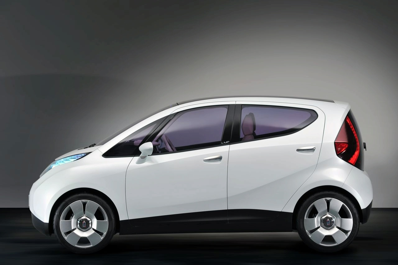 pininfarina blue car ev production version 11 Production of the Pininfarina Bluecar is to start
