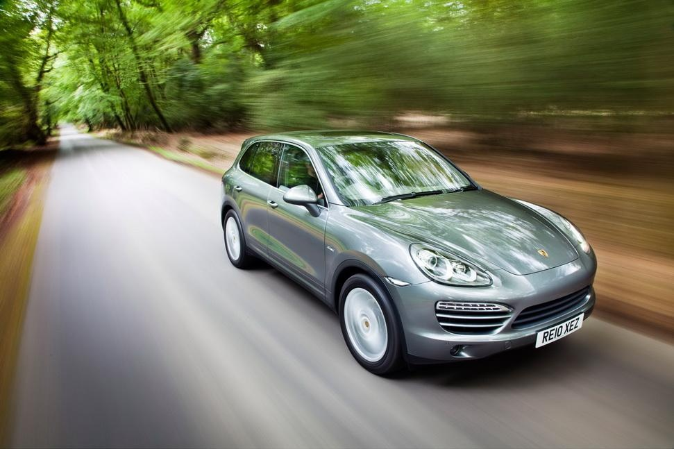 115  Porsche Cayenne Diesel Fed Car – with ExcellentFeatures
