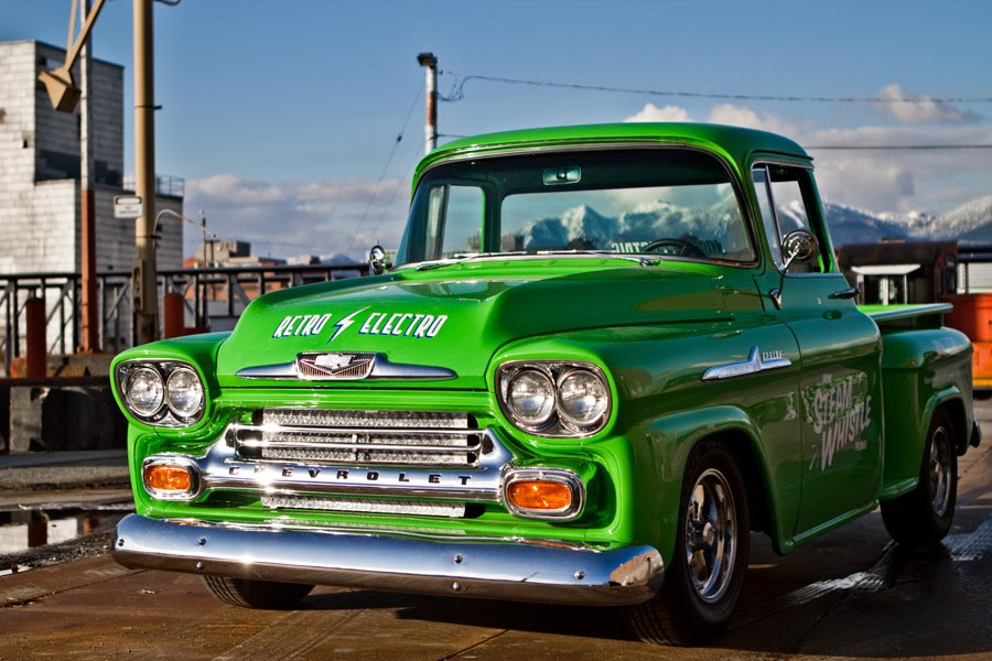 1958 Chevy Apache Car 8 1958 Chevy Apache Car  Properly Tuned and Upgraded with New Drive Train