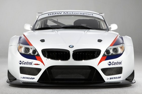 2011 BMW Z4 GT3 6 2011 BMW Z4 GT3 Variant with Eco Friendly Powertrain