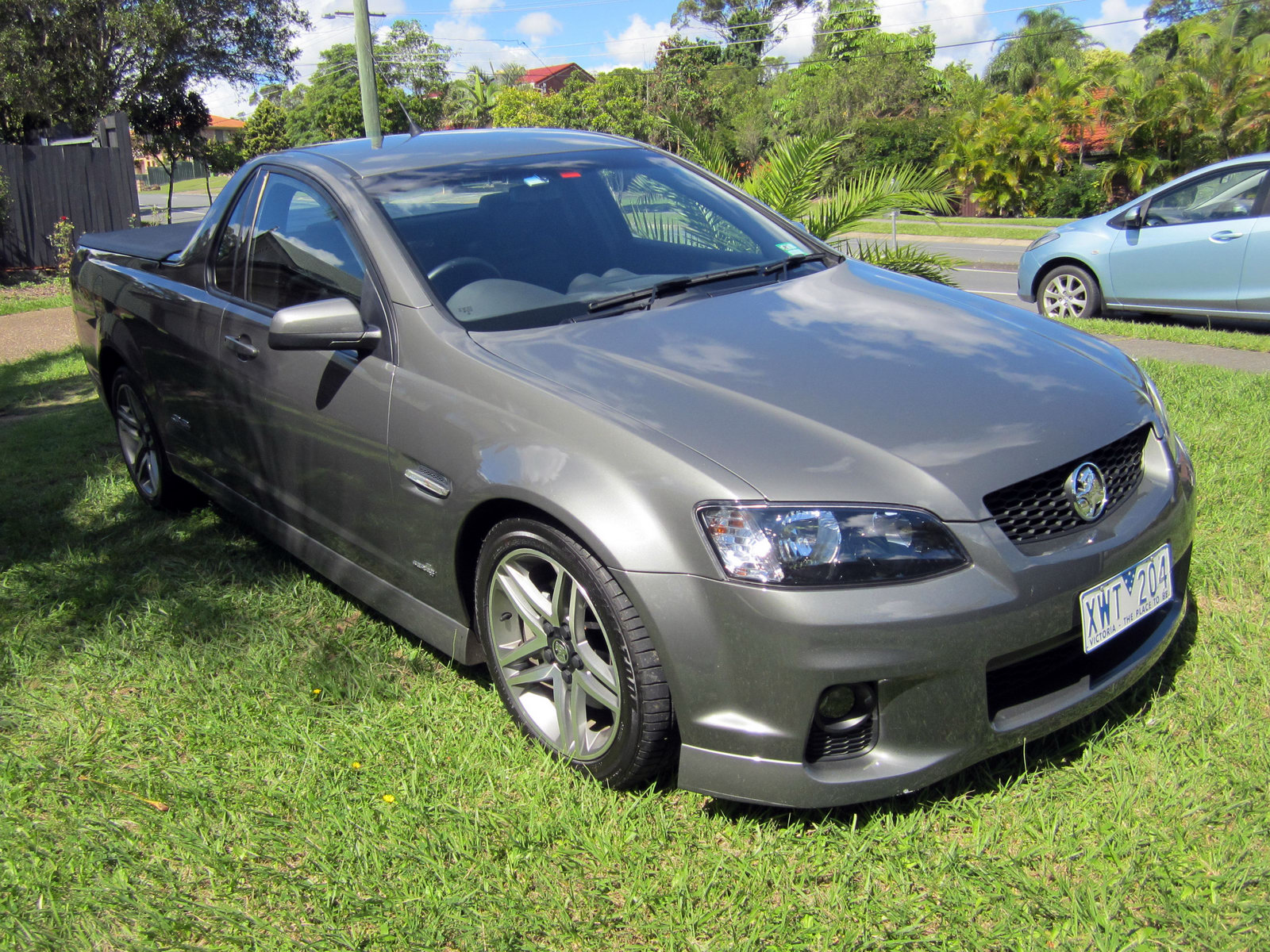 Holden Ve Series Ii Ss Version With Revised Technical