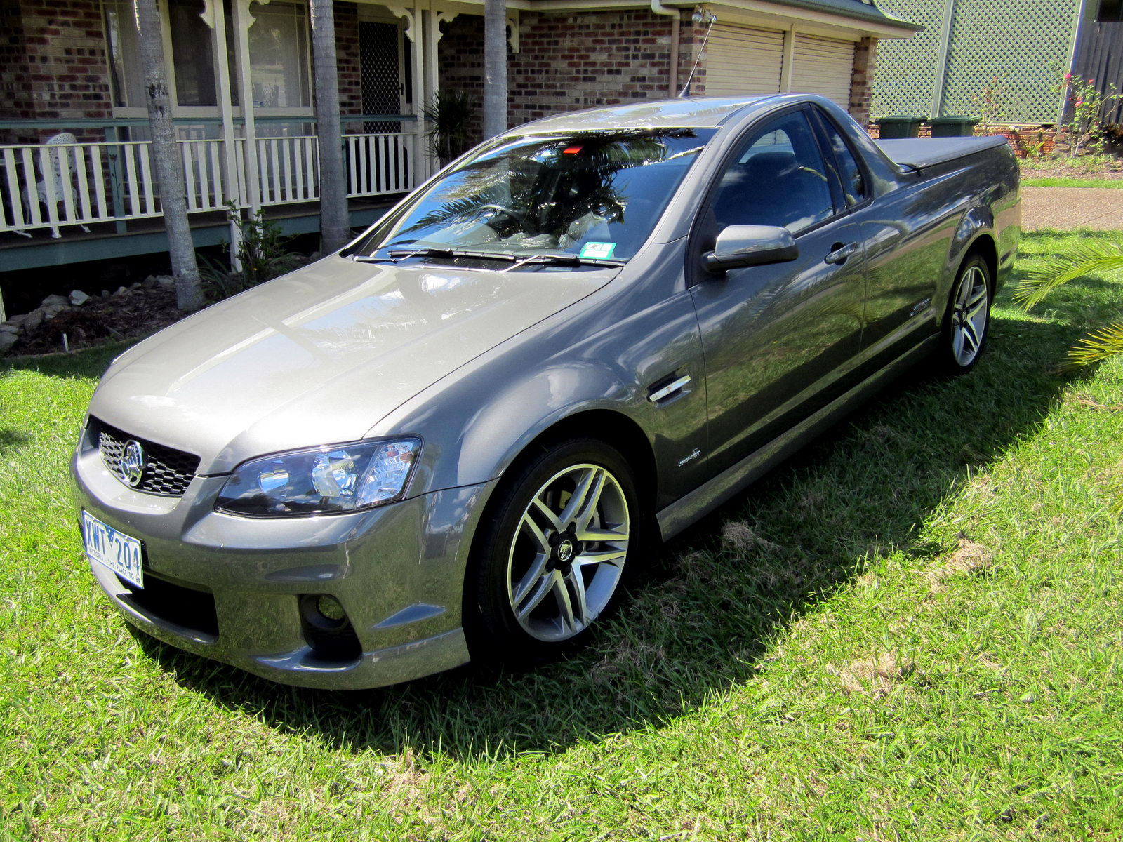 2011 Holden Ute Series II SS 4 Holden VE Series II SS Version with Revised Technical Specification