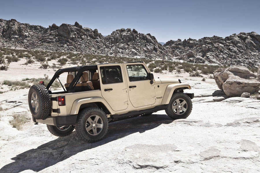 2011 Jeep Wrangler Mojave edition2 2011 Jeep Wrangler Mojave with Excellent Hardtop and Energy Efficient Drive train