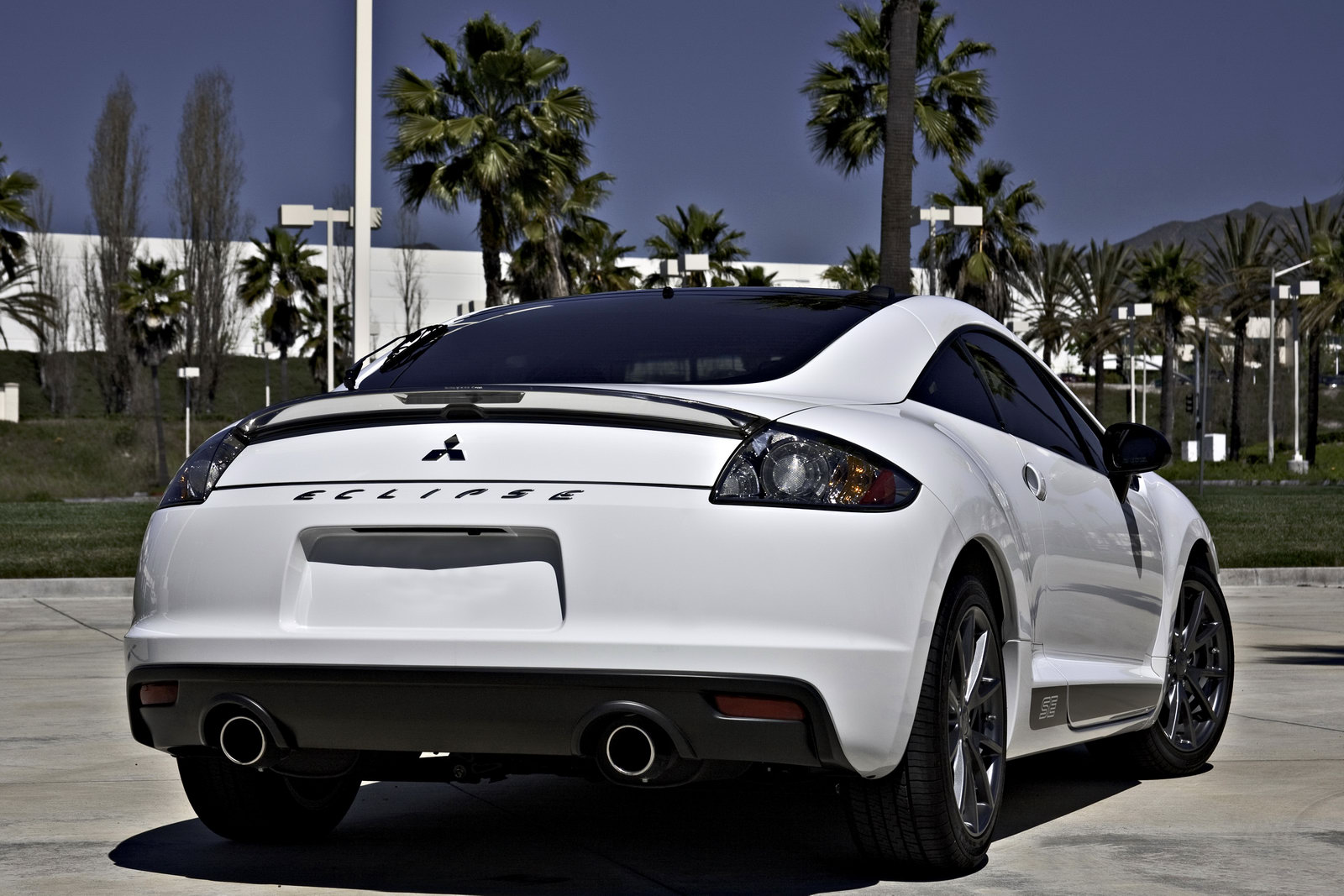 2011 Mitsubishi Eclipse SE 4 2012 SE Special Edition Series  A Short Car Review