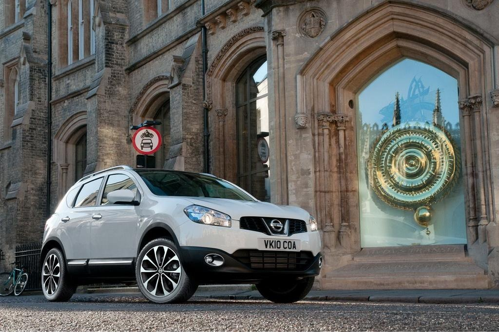 2011 Nissan Qashqai 2011 Nissan Qashqai – Equipped with Sophisticated Nav System