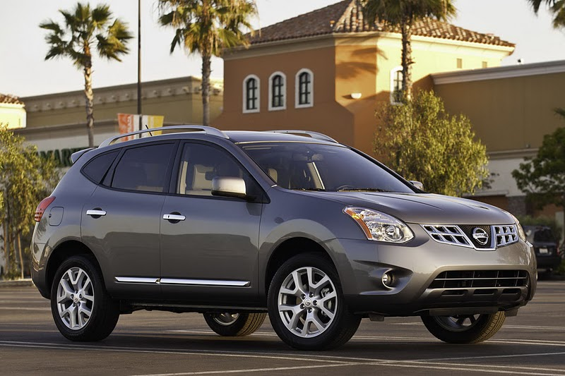 2011 Nissan Rogue 2 Thrilling 2011 Nissan Rogue