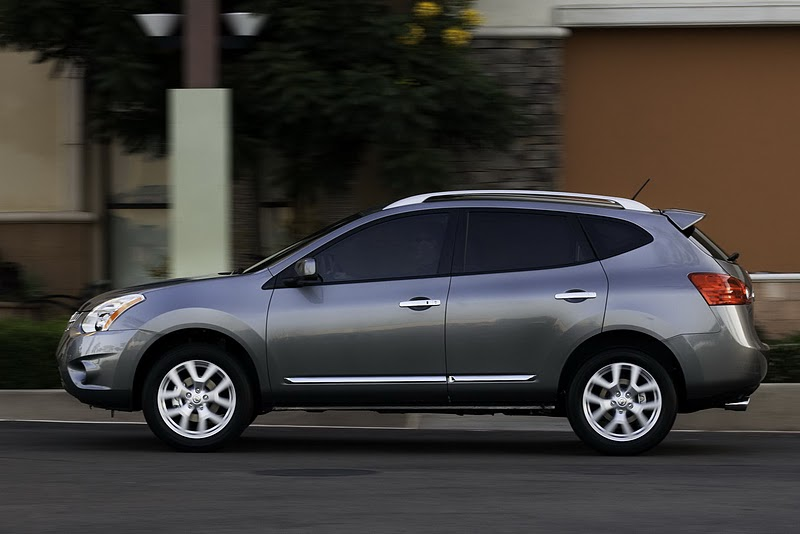 2011 Nissan Rogue 6 Thrilling 2011 Nissan Rogue