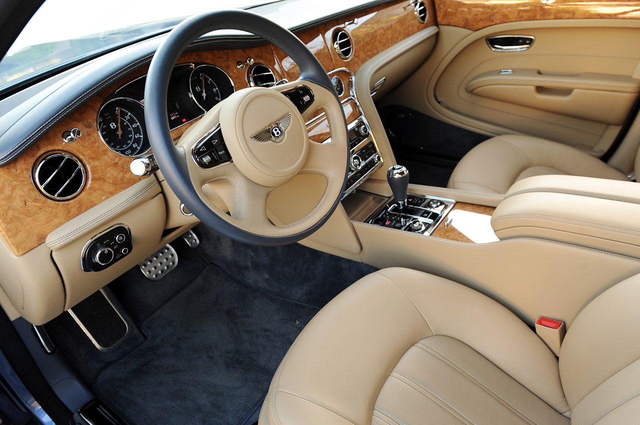 2011 bentley mulsanne 27 Bentley Turbo R to Be Launched