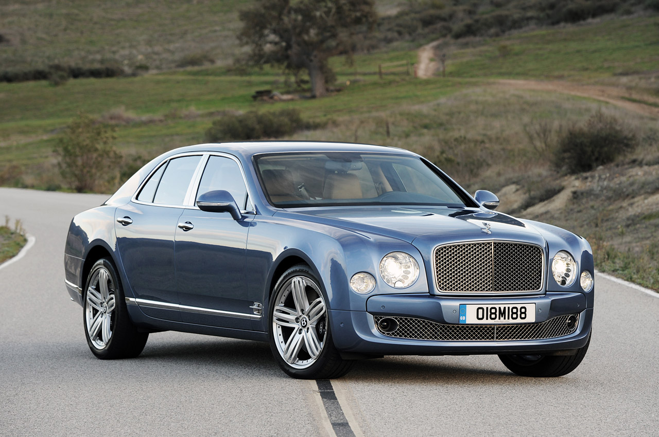 2011 bentley mulsanne 5 Bentley Turbo R to Be Launched