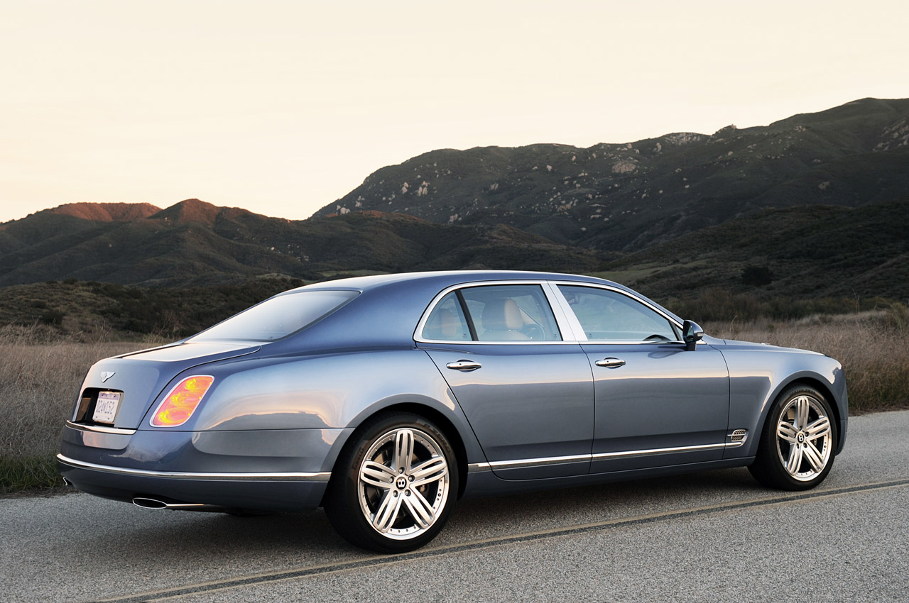 2011 bentley mulsanne 7 Bentley Turbo R to Be Launched