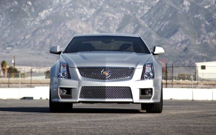 2011 cadillac CTS v coupe 10 Day Trippin in the 2011 Cadillac CTS V Coupe