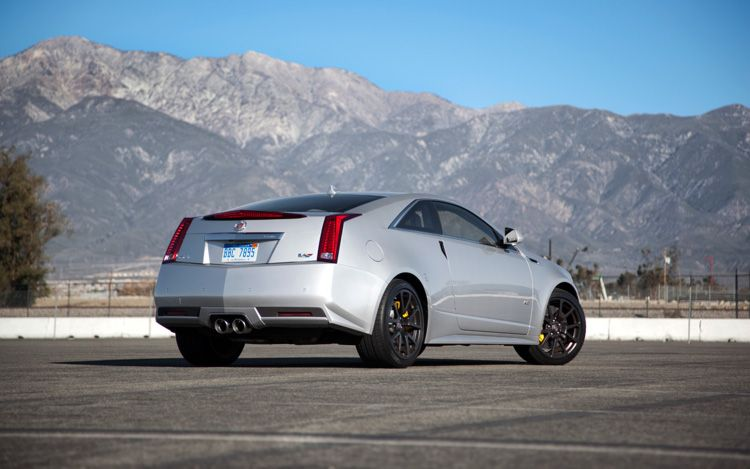 2011 cadillac CTS v coupe 14 Day Trippin in the 2011 Cadillac CTS V Coupe