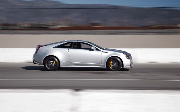 Day Trippin' in the 2011 Cadillac CTS-V Coupe