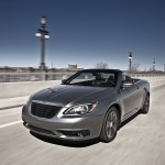 2011 chrysler 200 s convertible front angle view 150x150 2011 Chrysler 200 S Sedanand Convertible Editions