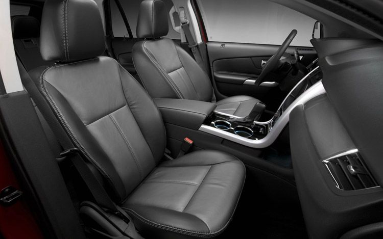 2011 ford edge sport 5 2011 Edge Sport Vehicle with Low Carbon Release Tendency