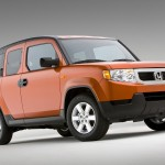 2009 Honda Element EX