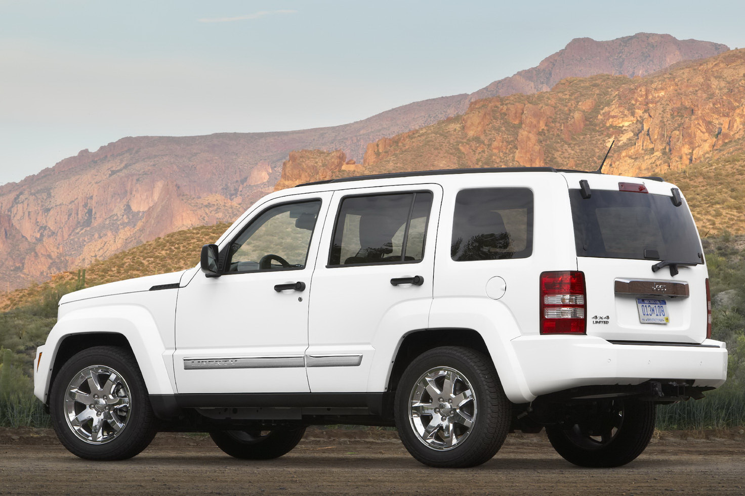 2011 jeep liberty What the Press says about, 2011 Jeep Liberty