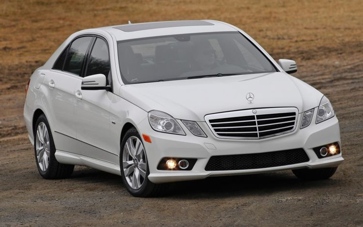 2011 mercedes benz e350 bluetec 5 2011 Mercedes Benz E350 Bluetec Variant – More Energy Efficient