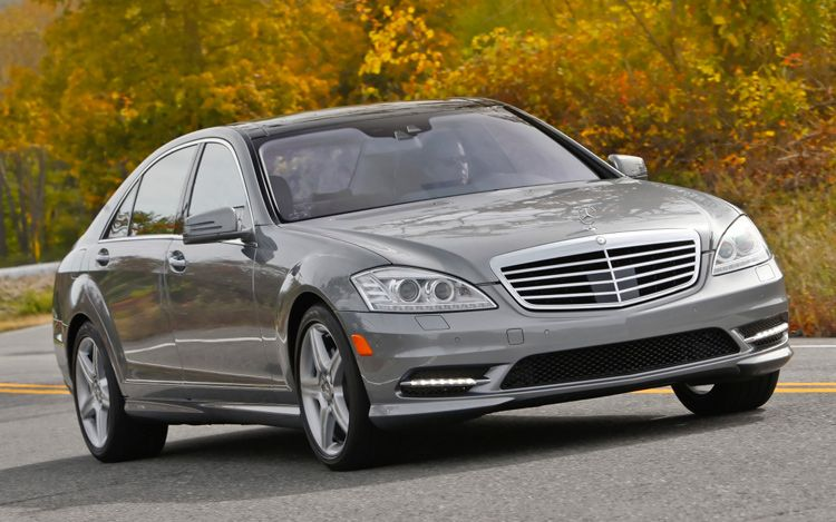 Reviews: 2011 Mercedes-Benz S550 4matic | machinespider.com