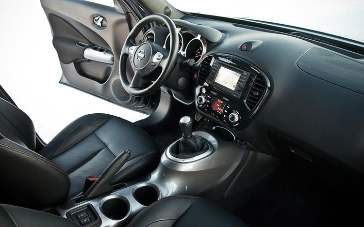 2011 nissan juke SL FWD 13 The 2011 Nissan Juke SL FWD Performs Excellently