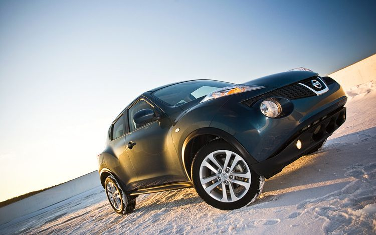 2011 nissan juke SL FWD 6 The 2011 Nissan Juke SL FWD Performs Excellently