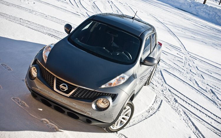 2011 nissan juke sv awd 6 2011 Nissan Juke SL FWD Performs Excellently