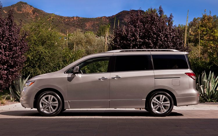 2011 nissan quest SL 17 2011 Nissan Quest SL with Excellent Exterior and Interior Designs
