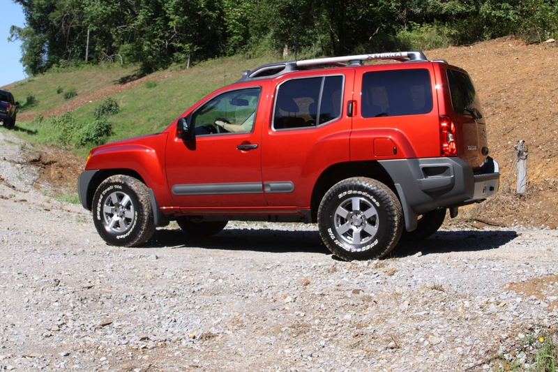 2011 nissan xterra pro4x 7 Exciting 2011 Nissan Xterra Pro 4X  More Eco Friendly