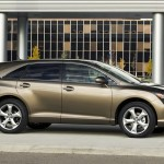 2011 toyota venza side 150x150 The 2011 Toyota Venza AWD a new venture