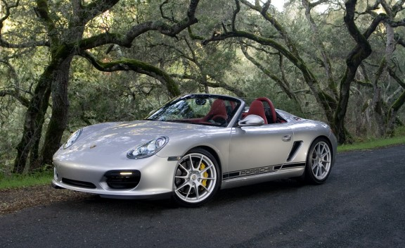 2011 porsche boxster 111 Porsche Baby Boxster  More Energy Efficient and Competent
