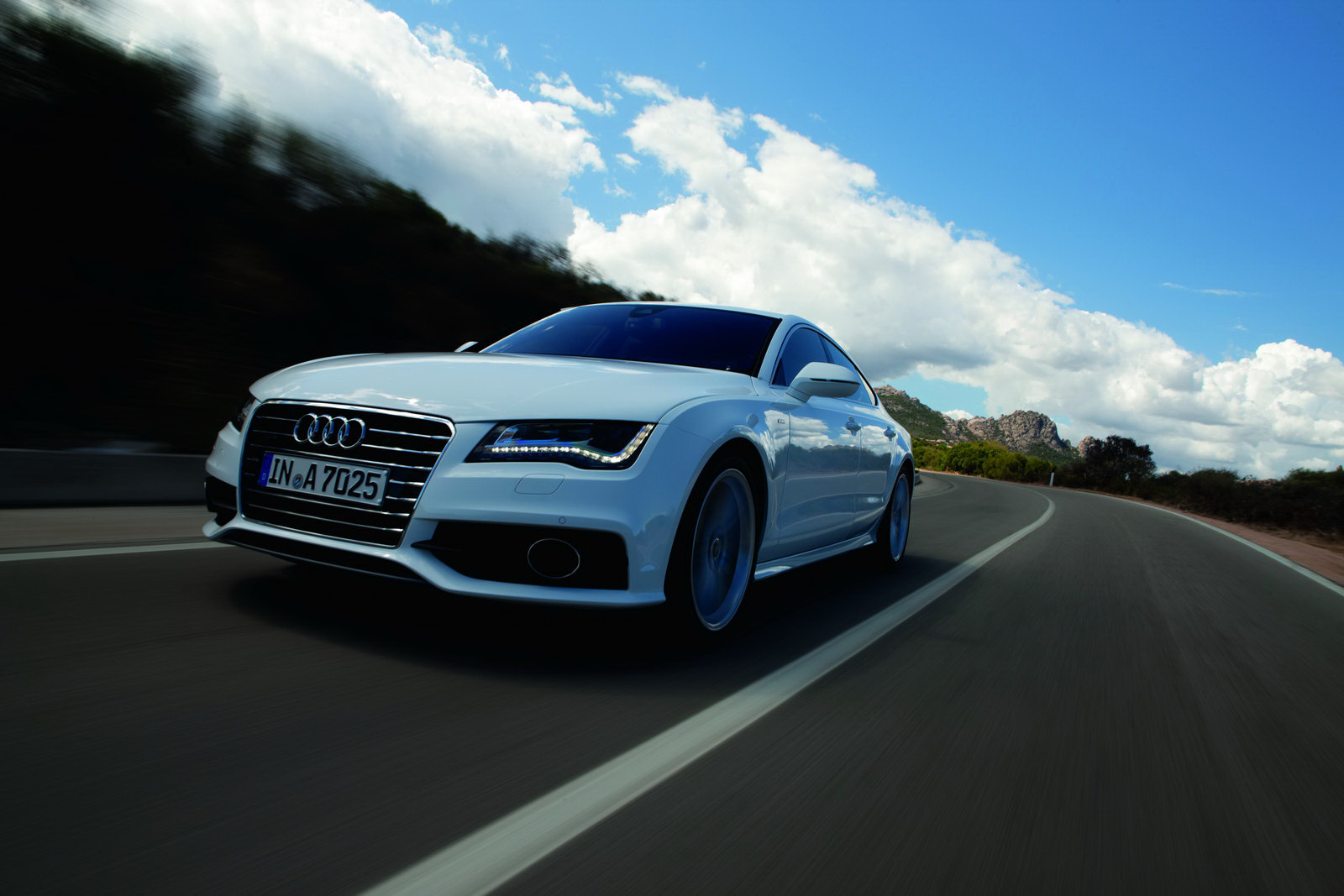 2012 Audi A7 Sportback 42 The Exciting 2012 Audi A7 Sportback